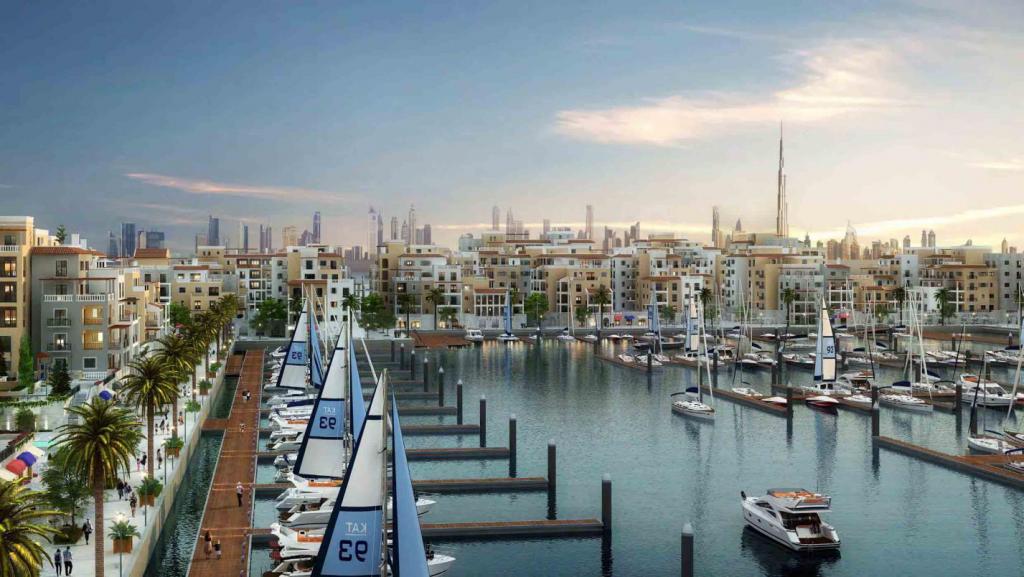 penthouse in Dubai